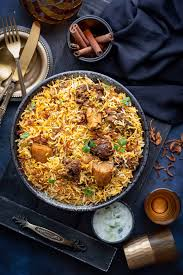 SP Mutton Biryani