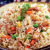 Spl Chicken Fried Rice