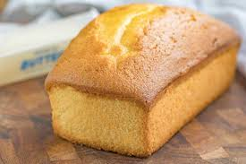 Poinded cake