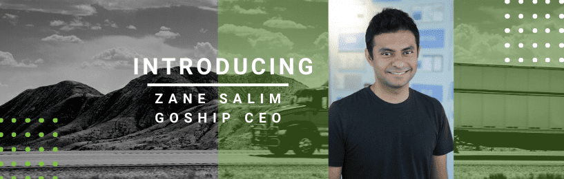 GoShip Appoints Zane Salim as Chief Executive Officer
