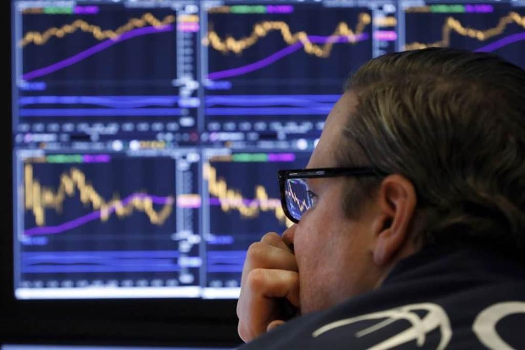 美股收盤重挫。