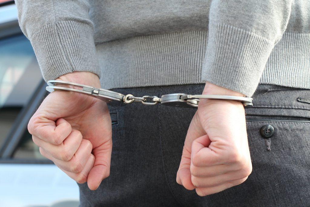 男子搶奪前女友錢財,不到一小時就被警方逮捕歸案(示意圖/翻攝自pixabay)