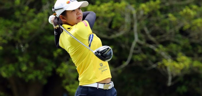 征戰7年⋯徐薇淩首獲LPGA冠軍    盼為台灣帶來正能量