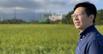 王浩宇接到民眾電話和訊息,抱怨中壢某些路段停電。(圖/翻攝王浩宇臉書)