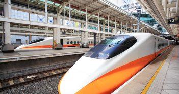高鐵。(圖/取自台灣高鐵)