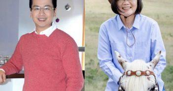 台北市議員羅智強在臉書發文痛批,「我們的蔡英文總統又什麼時候把自己的承諾當一回事過」。(圖/翻攝羅智強/蔡英文/臉書)
