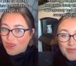 女子拍抖音分享自己的懷孕過程。(圖/翻攝自TikTok)