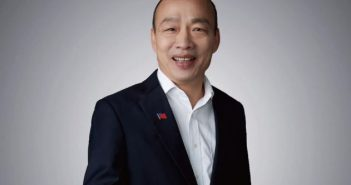 韓國瑜在臉書上發文為4位候選人加油打氣,當中寫到「莫學蜘蛛各結網,要學蜜蜂共釀蜜」,表達對新任黨主席的期盼,「若不團結,任何力量都是弱小的。」(圖/取自韓國瑜臉書)