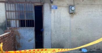 邱男於25日被發現倒在了李男的家門口,警方到場後證實邱男已死亡。(圖/資料照)