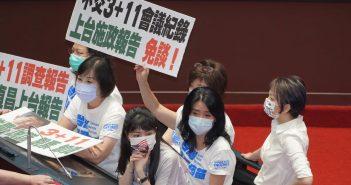 李貴敏怒嗆蘇貞昌的施政報告無知、無為、無感。(圖/翻攝自臉書)