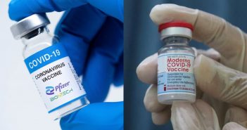 美國CDC研究發現,莫德納疫苗在預防患者住院的效力上,最為優秀。(示意圖/翻攝自Pixabay)