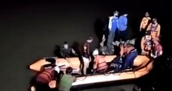 印尼學生團不幸於清河岸時溺斃。(圖/翻攝Twitter@UusRsd)