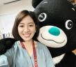 外傳台北市政府副發言人黃瀞瑩將參選士林北投議員。(圖/翻攝自ig)