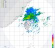 東北季風影響,北台灣濕冷連三天。(氣象局提供)