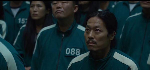88號參賽者原本是中年男子。(圖/翻攝自微博)