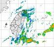 中央氣象局指出,由於東北風影響,台灣北部易有短延時強降雨,今日基隆北海岸、宜蘭縣地區及臺北市、新北市山區及有局部大雨或豪雨。(圖/翻攝自中央氣象局)