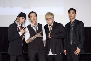 「TRASH」新專輯席捲各大數位音樂榜。(圖/華納音樂提供)