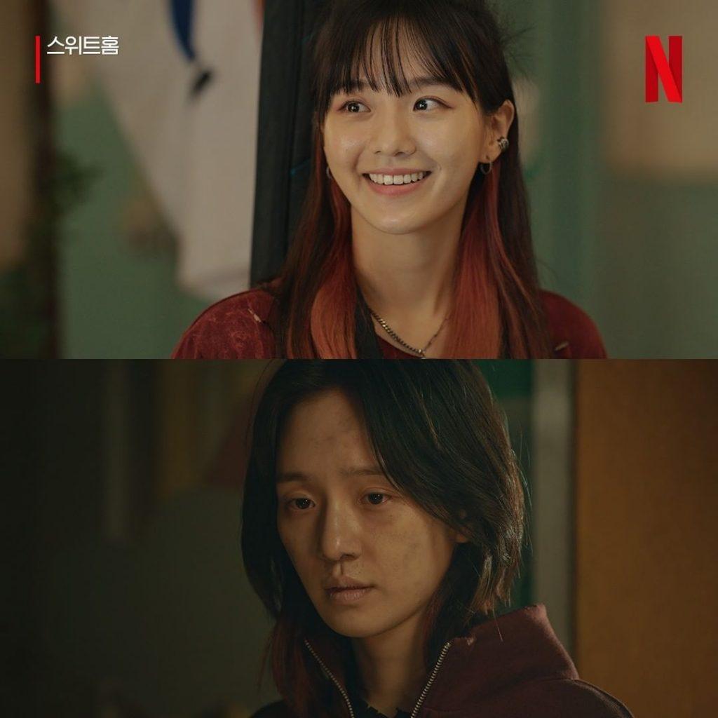 朴珪瑛是出演《Sweet Home》第2季的主演之一。(圖/翻攝自IG/netflixkr)