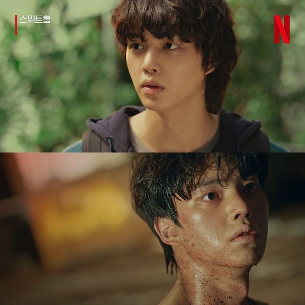 相關人士透露,宋江將不會出演《Sweet Home》第2季。(圖/翻攝自IG/netflixkr)