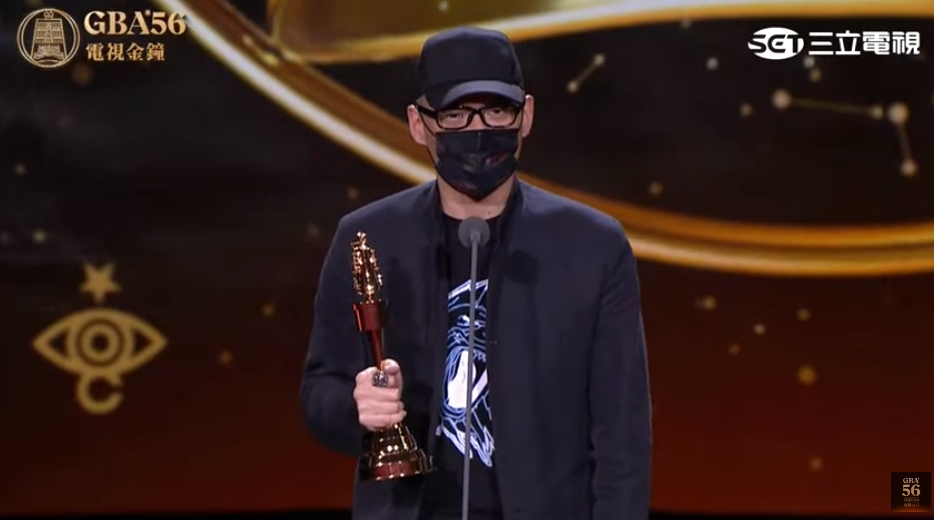 《天橋上的魔術師》奪下本屆金鐘獎戲劇節目獎。(圖/三立授權提供)