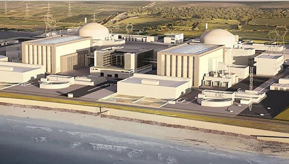 Image for Hinkley: The Nuclear Power Station That Will Haunt Britain For Decades