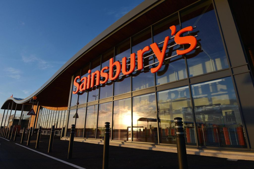 Image for Waitrose, Tesco and now Sainsbury's?