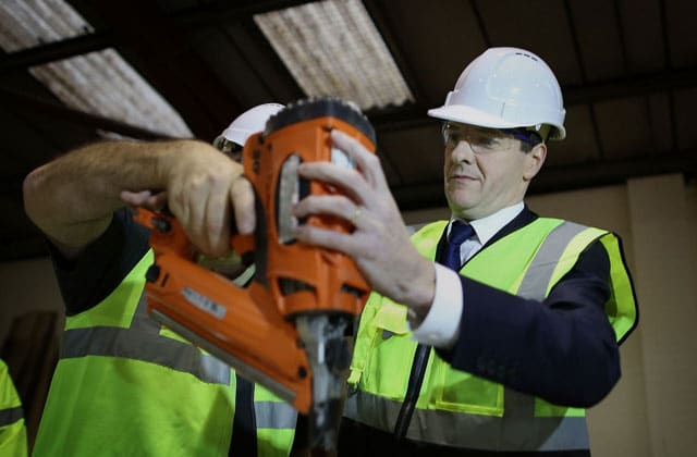 Image for Plugging the energy gap – George Osborne's trilema