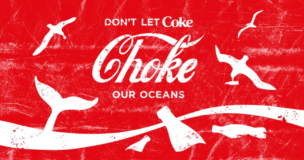 Image for 5 Reasons Why We're Outside Coca-Cola's HQ