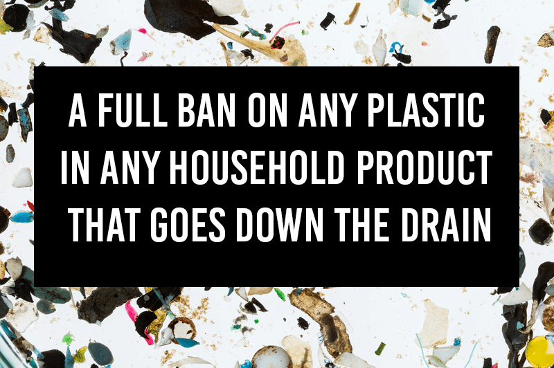 Image for Microbeads – What does a ban look like?