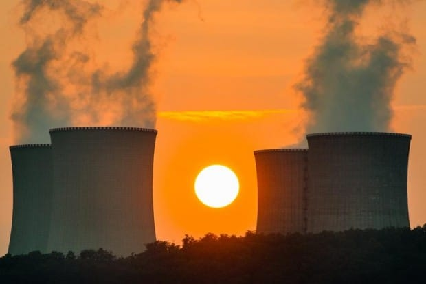 Image for Nuclear power