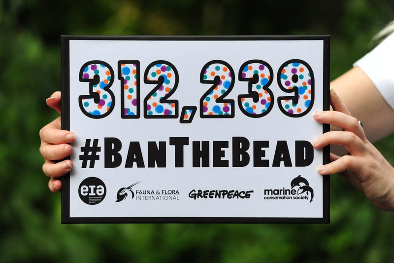 Image for Taking Microbeads straight to No10!