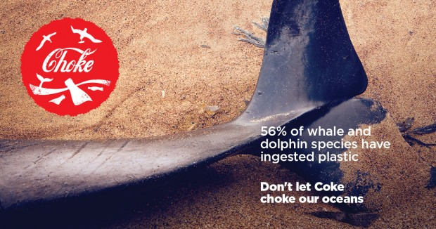 Image for Plastic Pollution – Why Coca-Cola need to take responsibility too