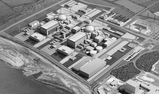 Image for 7 times the UK press condemned Hinkley nuclear plant