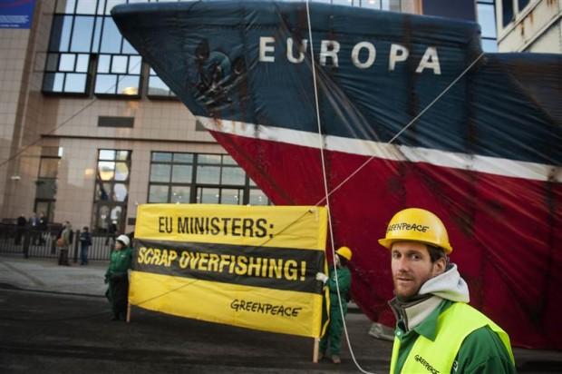 Image for Overfishing