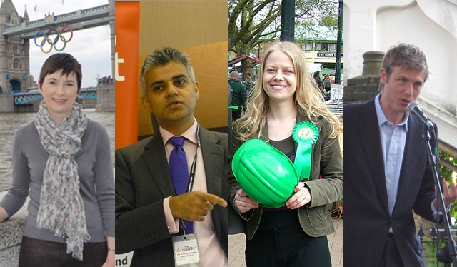 Image for London election: What do the candidates have to say about solar power?