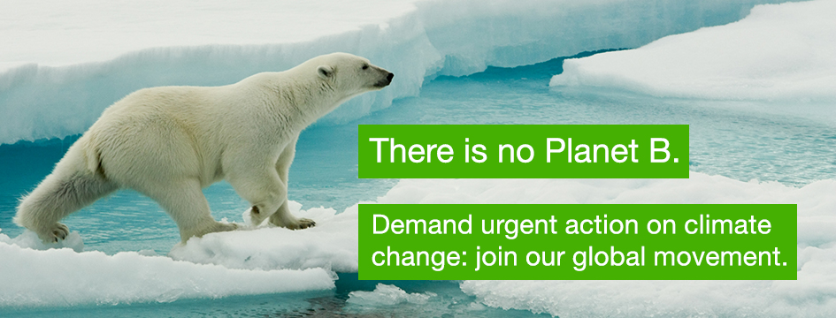 Image for Stop climate change