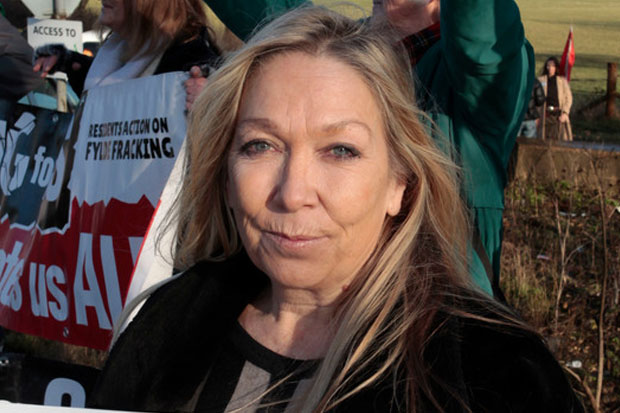 Image for How you can support the Lancashire nana who could face prison over protesting fracking