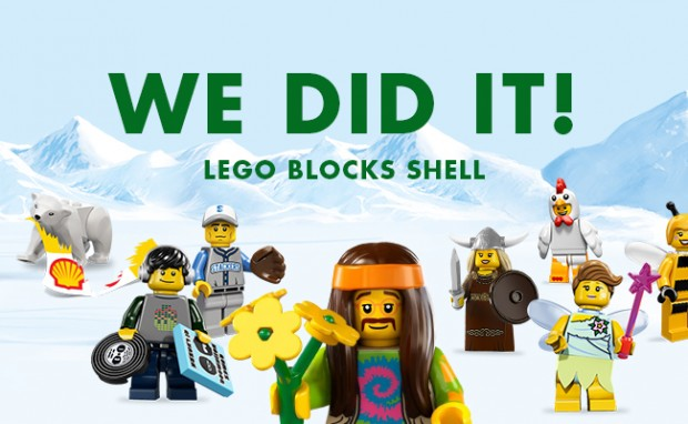 Image for How LEGO got awesome to #SaveTheArctic