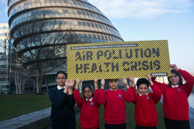 Image for 6 things you can do about air pollution