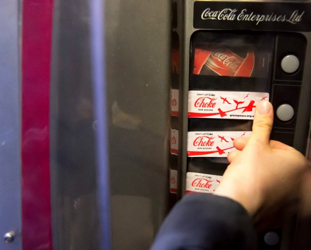 Image for Coca-Cola – Myth busting Coke's claims on ocean plastics