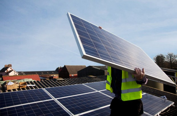 Image for UK can be almost entirely powered by renewable energy by 2030, new study shows