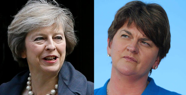 Image for 5 Worrying Facts About the DUP and The Environment