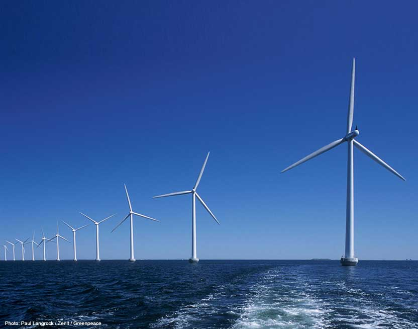 Image for If Theresa May is serious about creating jobs and boosting the economy, she must embrace the clean energy revolution