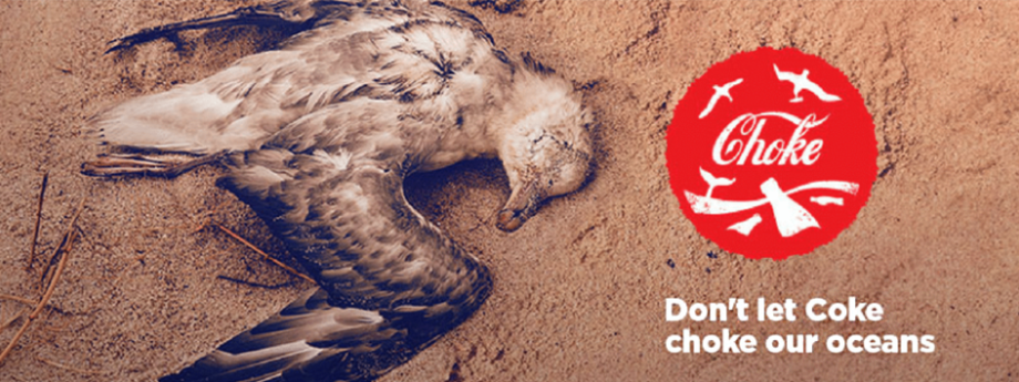 Image for Don't let Coke choke our oceans