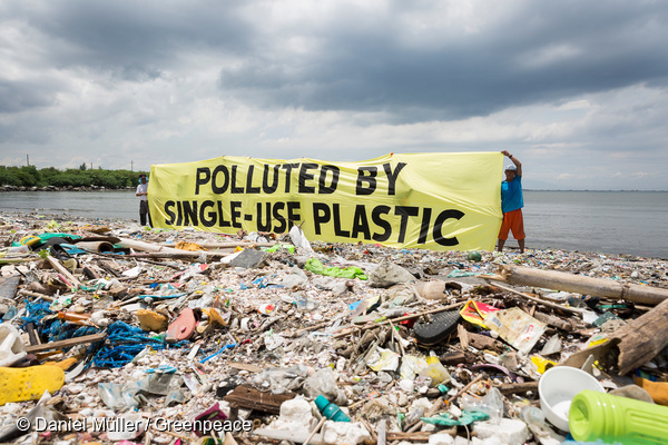 Image for Welcome to Ground Zero of the Ocean Plastic Pollution Crisis