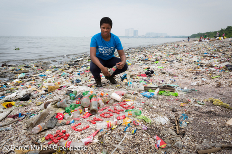 Image for Greenpeace take on Coca-Cola's plastic footprint – the campaign so far