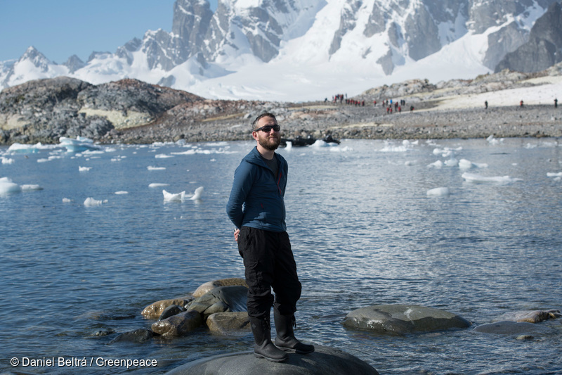 Image for At the End of World: My diary from the Antarctic – Part 1