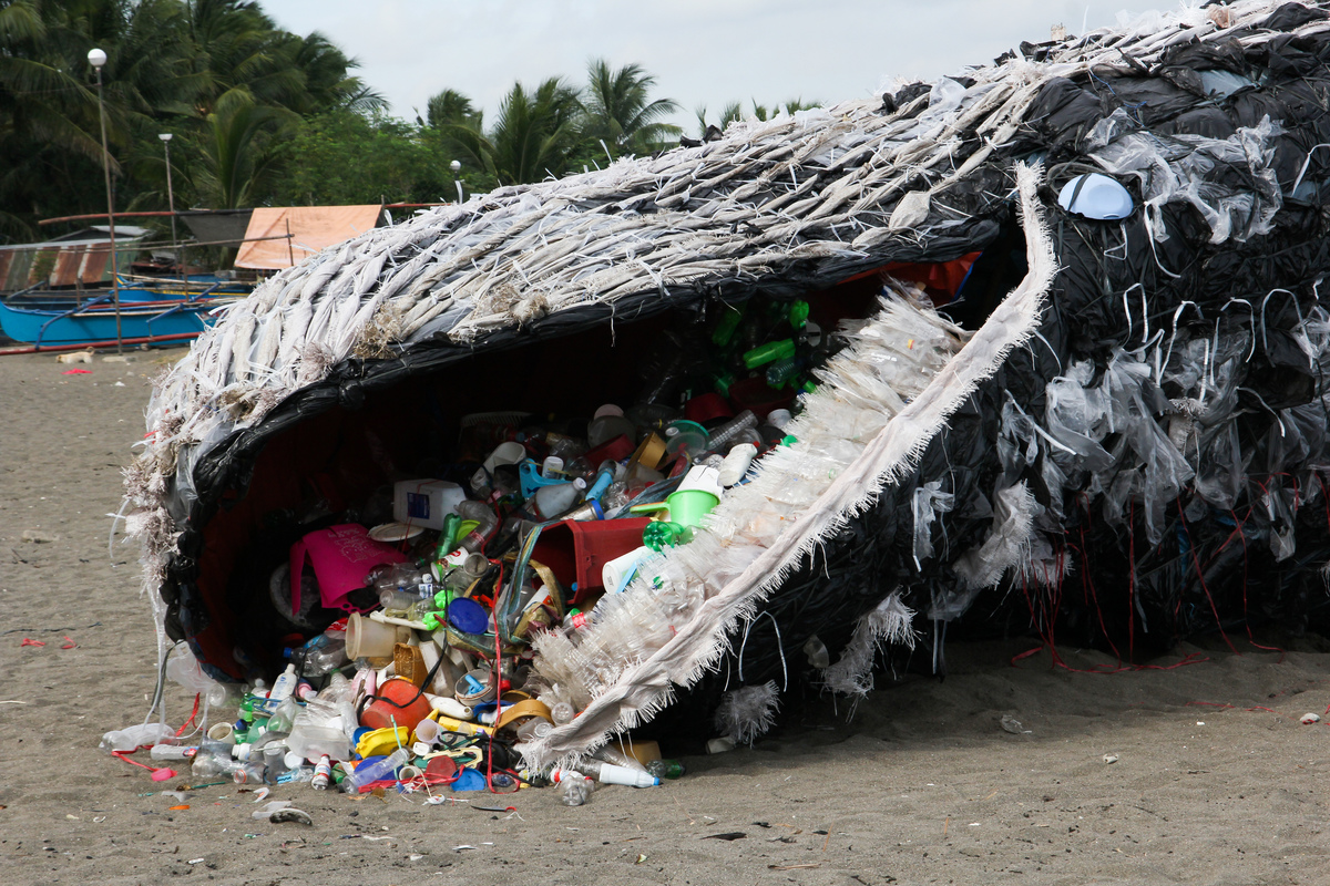 In Pictures: Ending Plastic Pollution on Earth Day ...