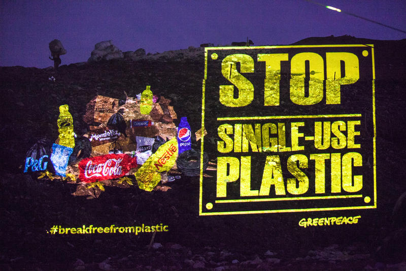 Global Plastic Pledge Signed By Coke Nestl 233 And Others