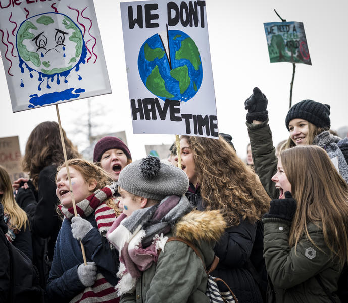 Image for Why This Dad is Supporting the Youth Climate Strike. (Aka The Kids Are Alright.)